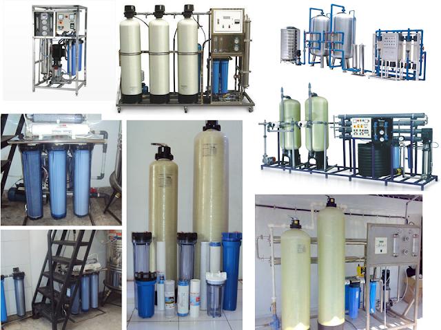 Filter Air, Penyaring Air, Penjenrih Air