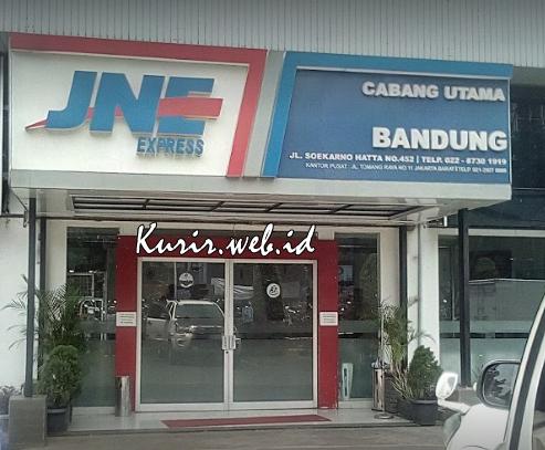 Daftar Lengkap Alamat Agen Atau Gerai Jne Di Bandung Info Kurir