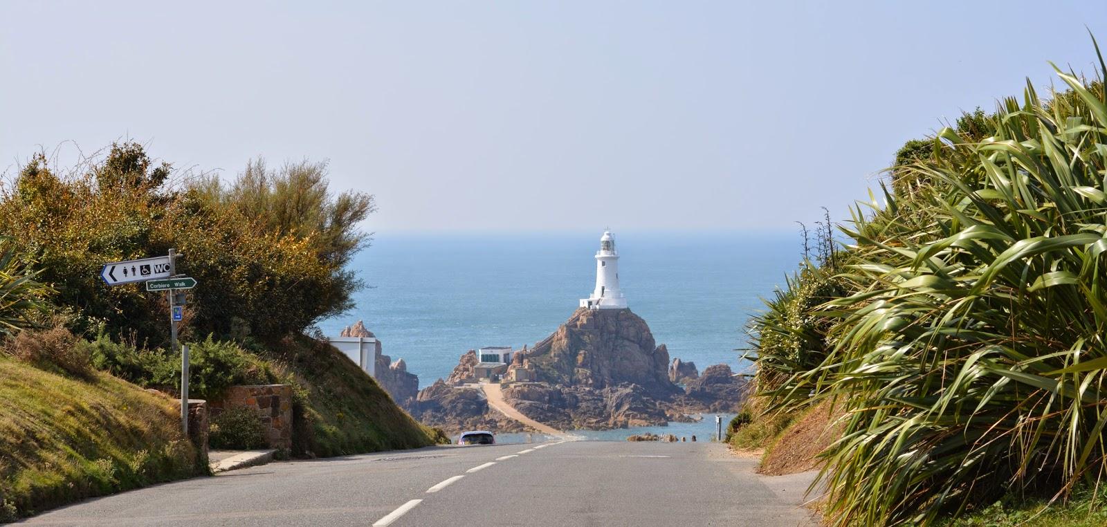 Ilha de Jersey : Portelet Bay, St Brelade e La Corbière