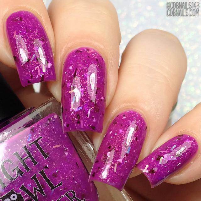 Night Owl Lacquer-Cackling
