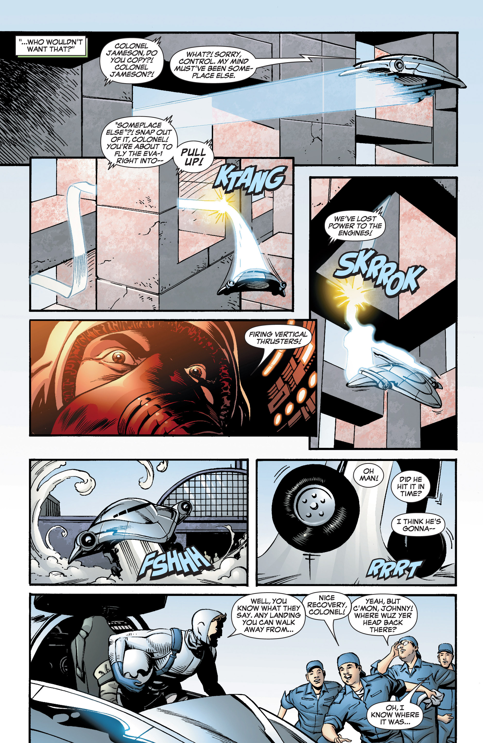 Read online She-Hulk (2005) comic -  Issue #8 - 6