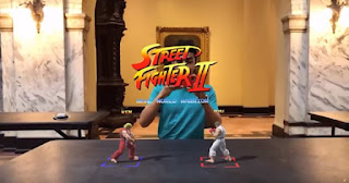 Street-Fighter-768x403 The legendary game Street Fighter will come to your iPhone with Augmented Reality Cydia