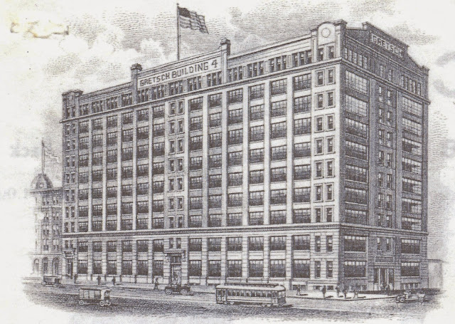 Gretsch Musical Instrument Factory 60 Broadway