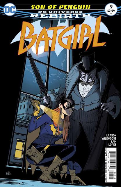 BATGIRL 9