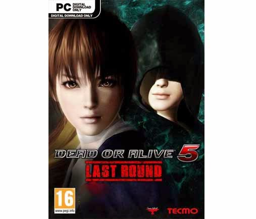 Dead or Alive 5 Last Round Free Download for PC