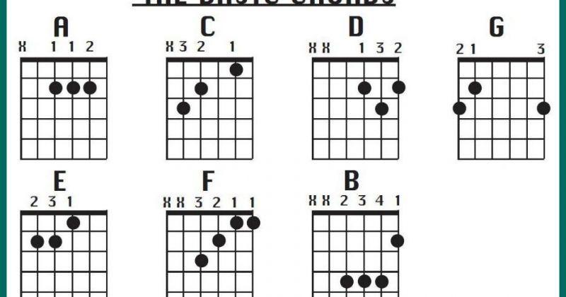 Cara Belajar Bermain Gitar Untuk Pemula Tempat Hiburan
