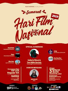 SEMARAK HARI FILM NASIONAL 2019