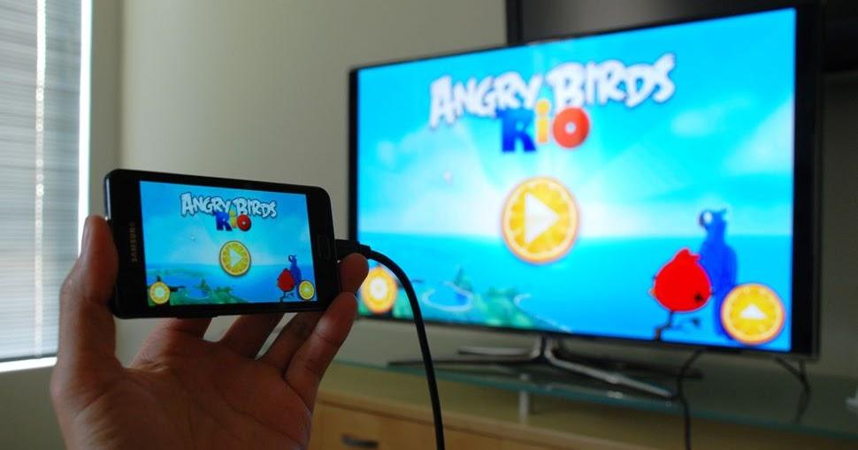 كيفية ربط الجوال بشاشة التلفاز عن طريق Hdmi Wifi او Chromecast عرب تيتوريال للتقنية