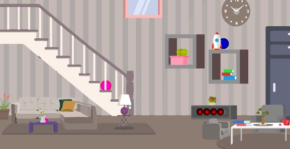 OnlineGamezWorld Escape From Modern House