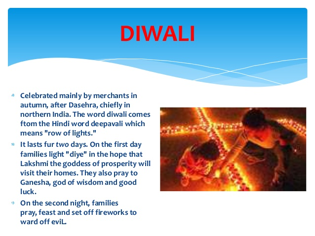 Attrayant Diwali Essay In English For Children