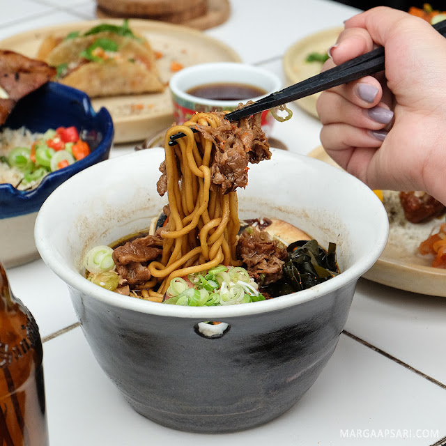 Menu Restoran Hatchi Pondok Indah Jakarta