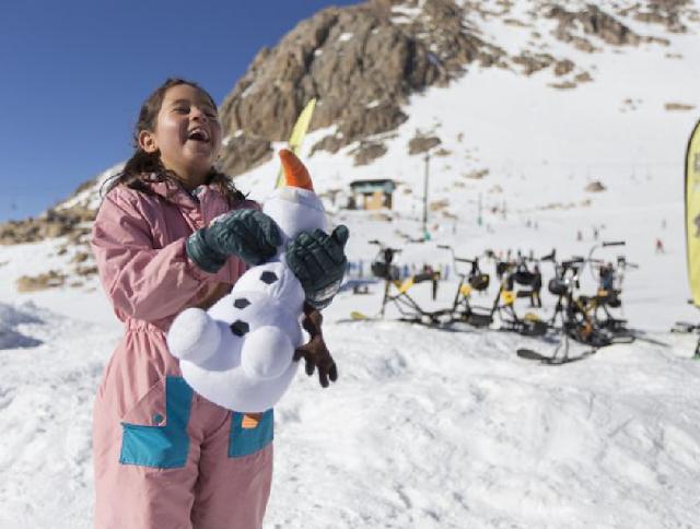 Quando é a temporada de neve na Argentina?
