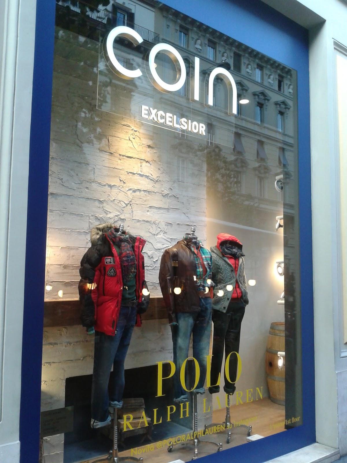 codice promozionale prezzo favorevole codici promozionali Roma Shop & More: Polo Ralph Lauren alla conquista di Roma.