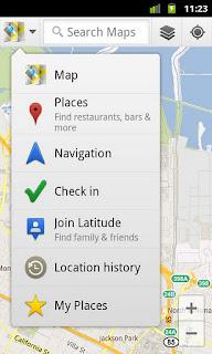 Google નકશા v6.0.3