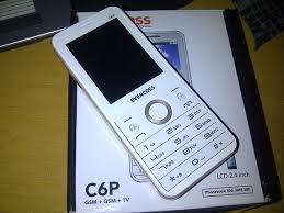 Spesifikasi Evercoss C6P dan Harga Terbarunya