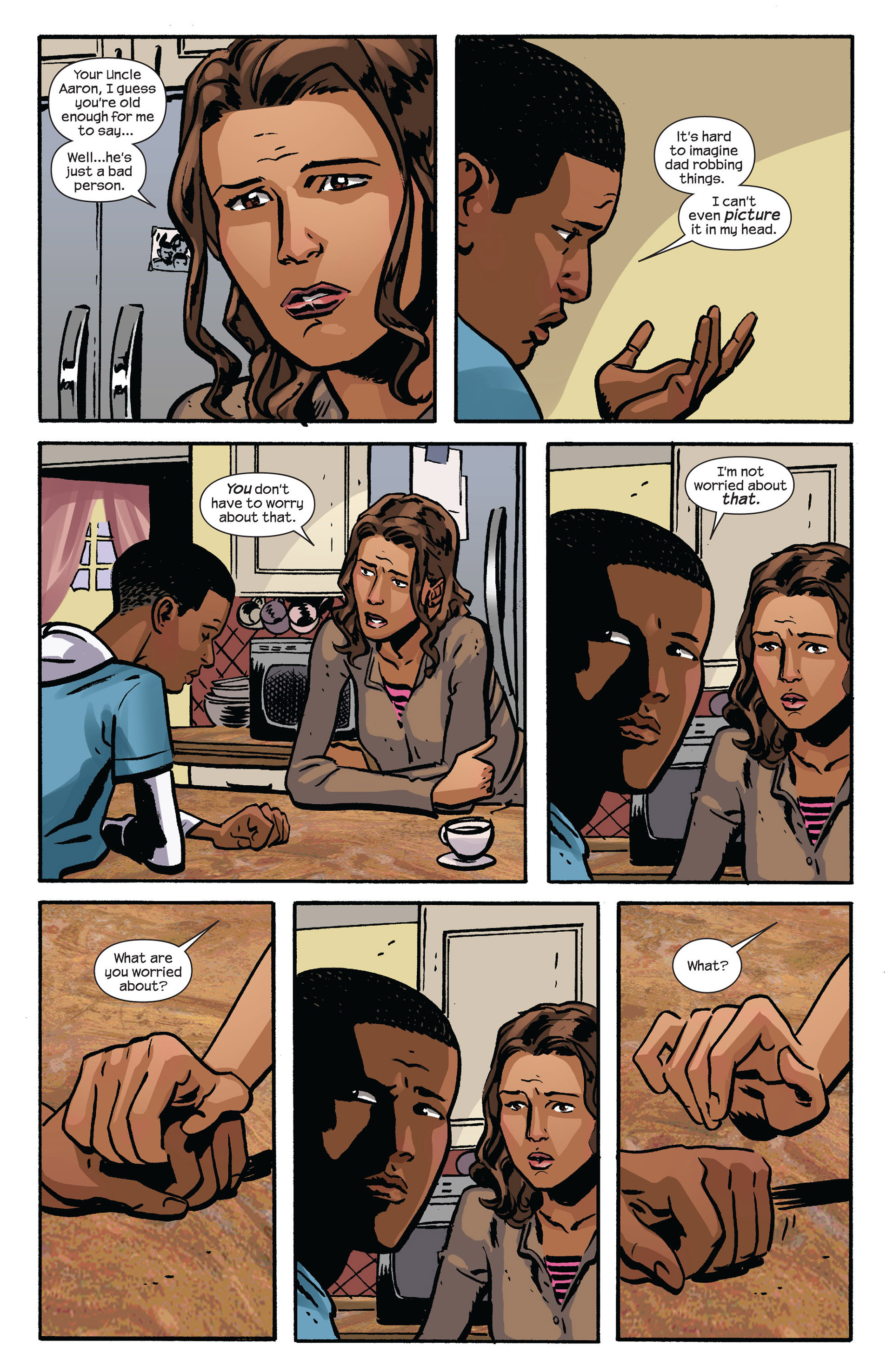 Read online Ultimate Comics Spider-Man (2011) comic -  Issue #6 - 16