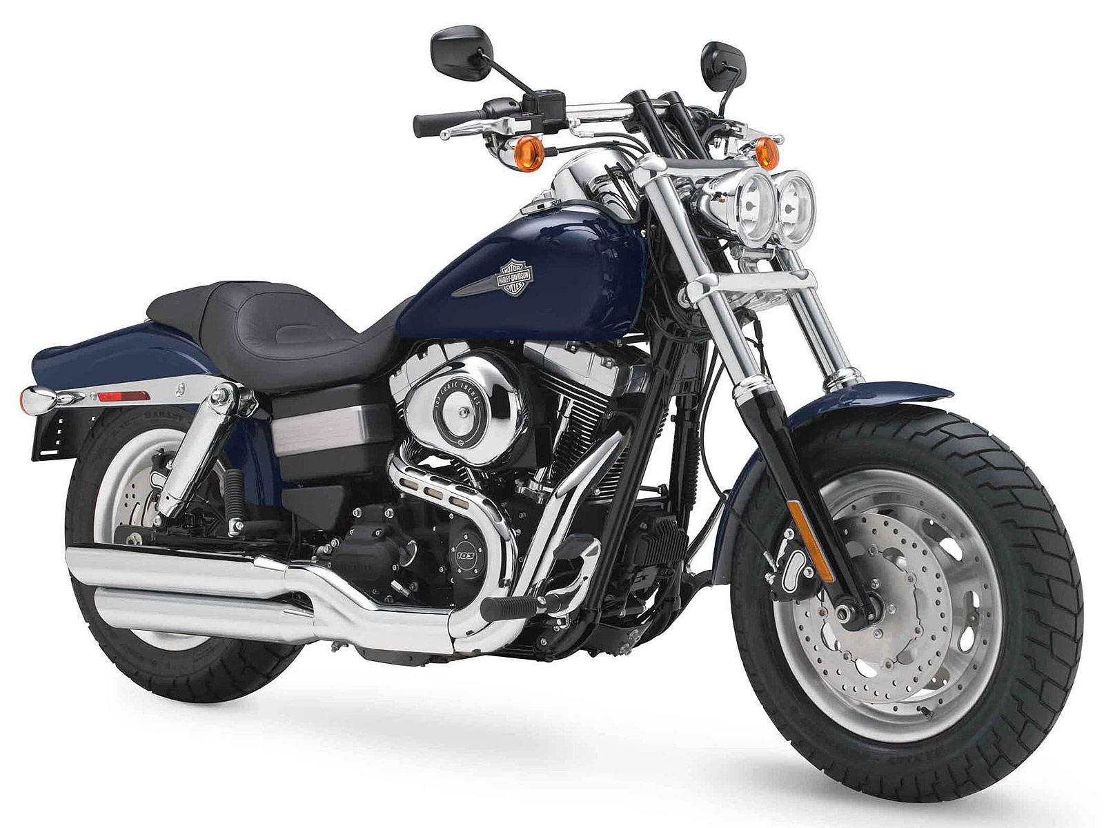 Engine Size Of Harley Davidson Fatboy