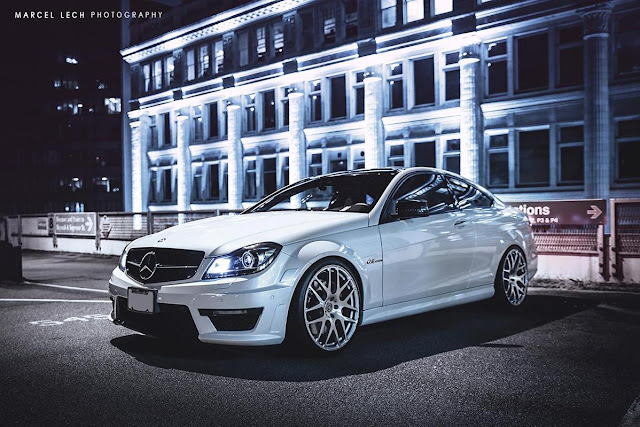c63 amg HRE Perfomance