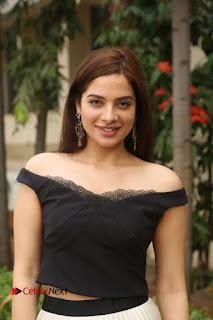 Telugu Actress Tanya Hope Stills at Appatlo Okadundevadu Audio Launch  0087.JPG