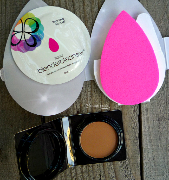 Sephora Play! July 2016: beautyblender blotterrazzi and Too Faced chocolate soleil bronzer