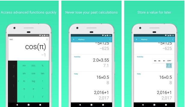 أفضل 5 تطبيقات اندرويد الة حاسبة علمية مجانا للجوال