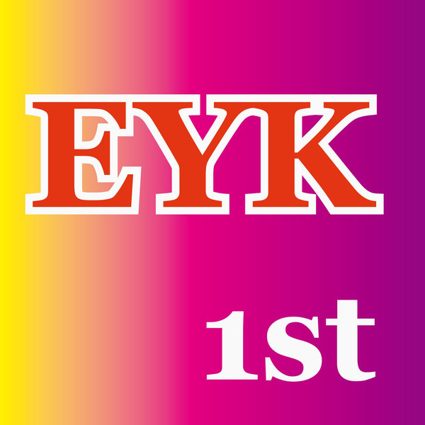 [Album] Eyk – EYK 1st (2016.05.13/MP3/RAR)