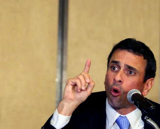 El mensaje de Capriles a las FANB a pocas horas de la toma de Venezuela (+Video)