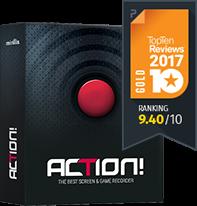 Mirillis - Action! v3.1.4 Full version