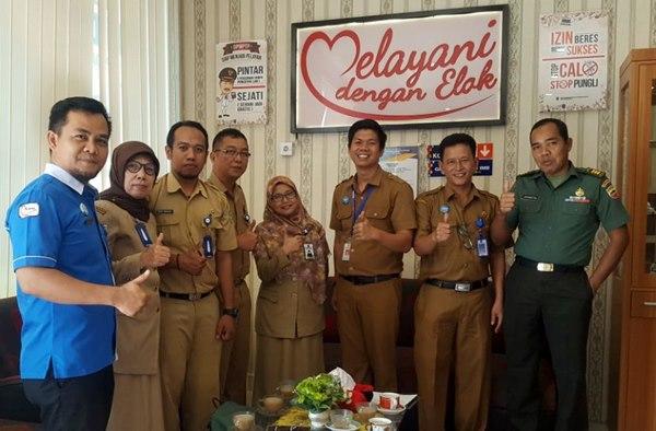 Perizinan Padangpariaman Banjir Studi Tiru Daerah Lain