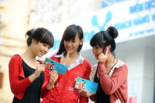Cách đăng ký 3G sinh viên Vinaphone