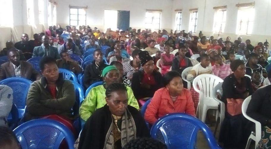 Wananchi Waangusha Maombi Kwaajili ya Mauaji Njombe