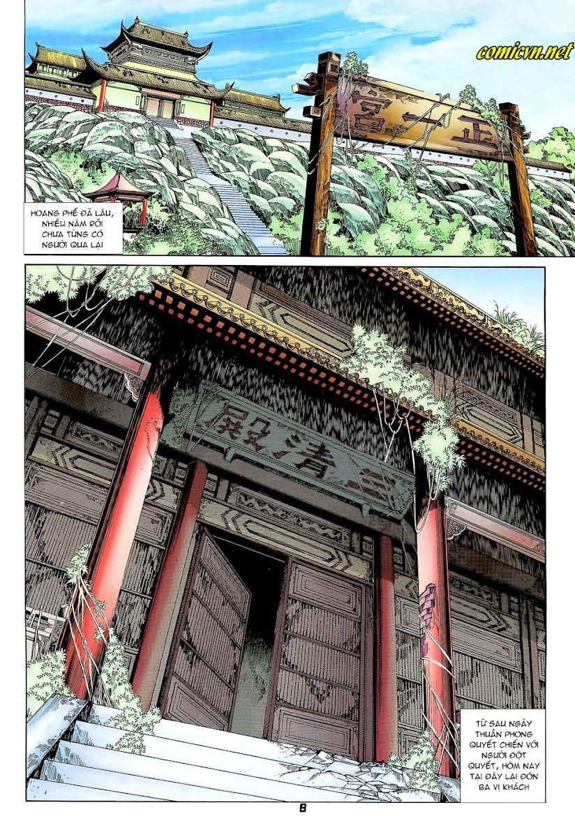 Đại Đường Uy Long chapter 88 trang 9