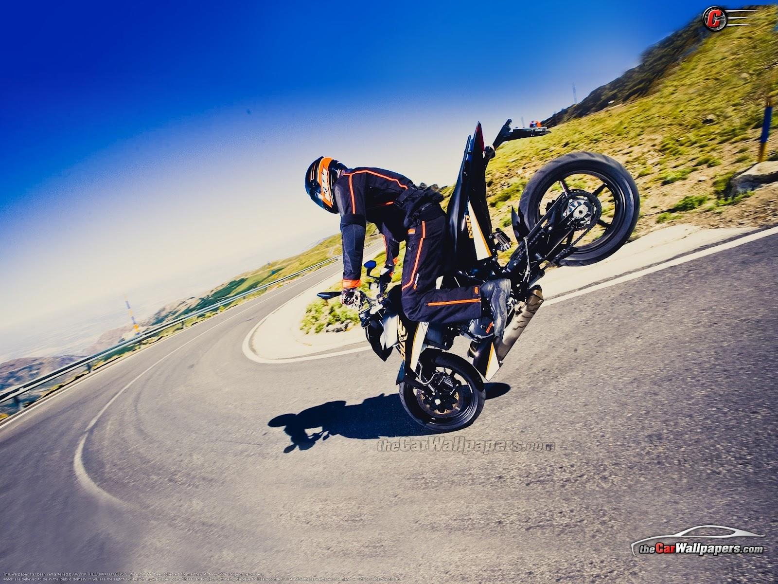 Remarkable Duke Bike Stunt Wallpaper Hd