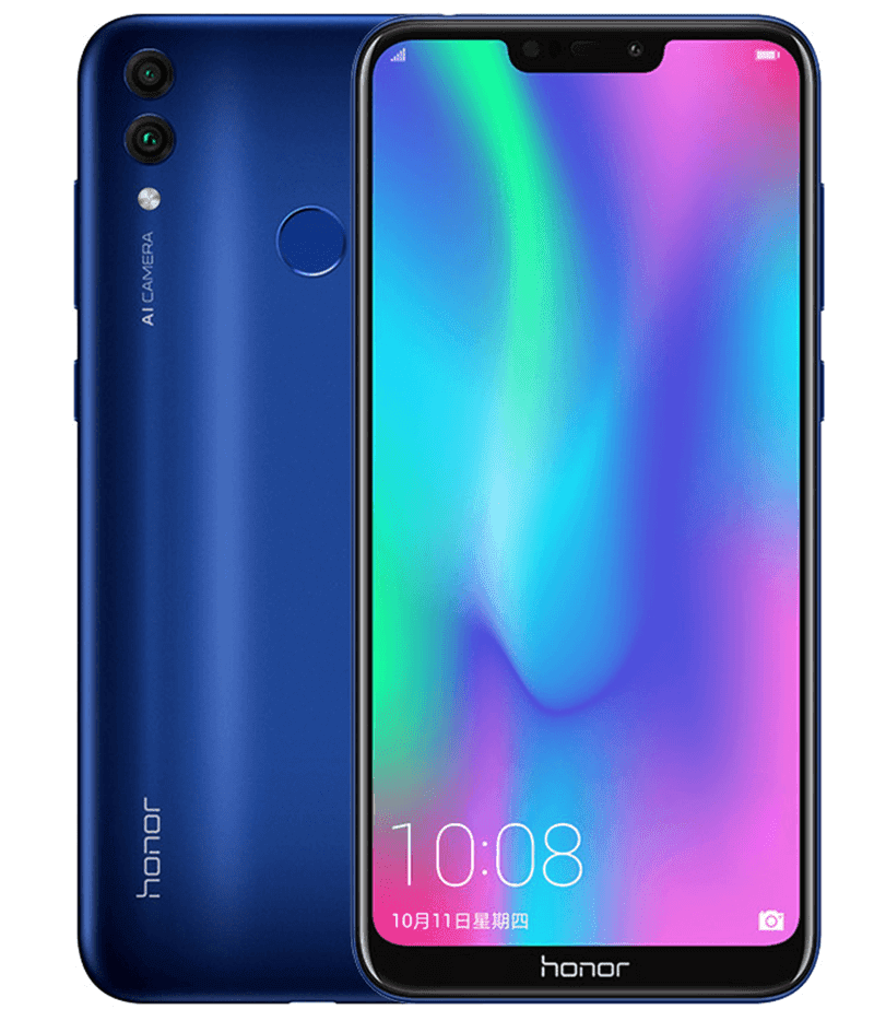 Honor 8C with 6.26-inch 19:9 screen and SD632 chip goes official!