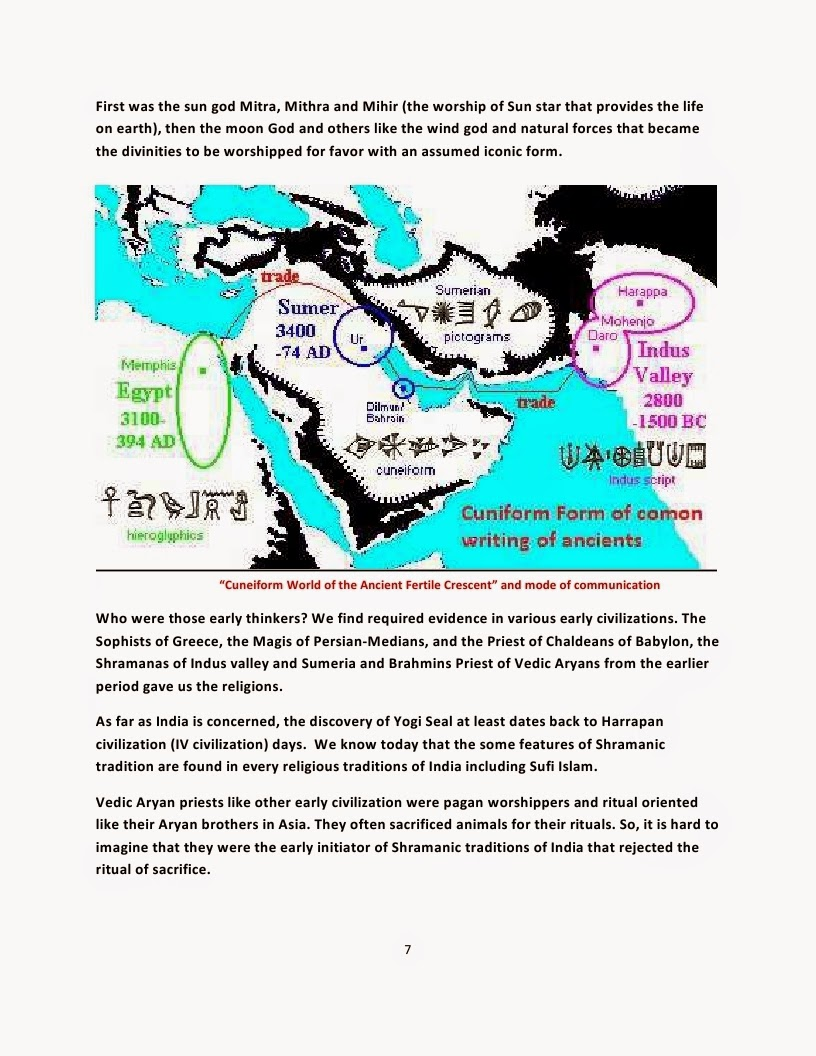 Reinterpretation and Review Of Ancient History and