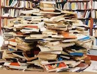 Resultado de imagen de montañas de libros