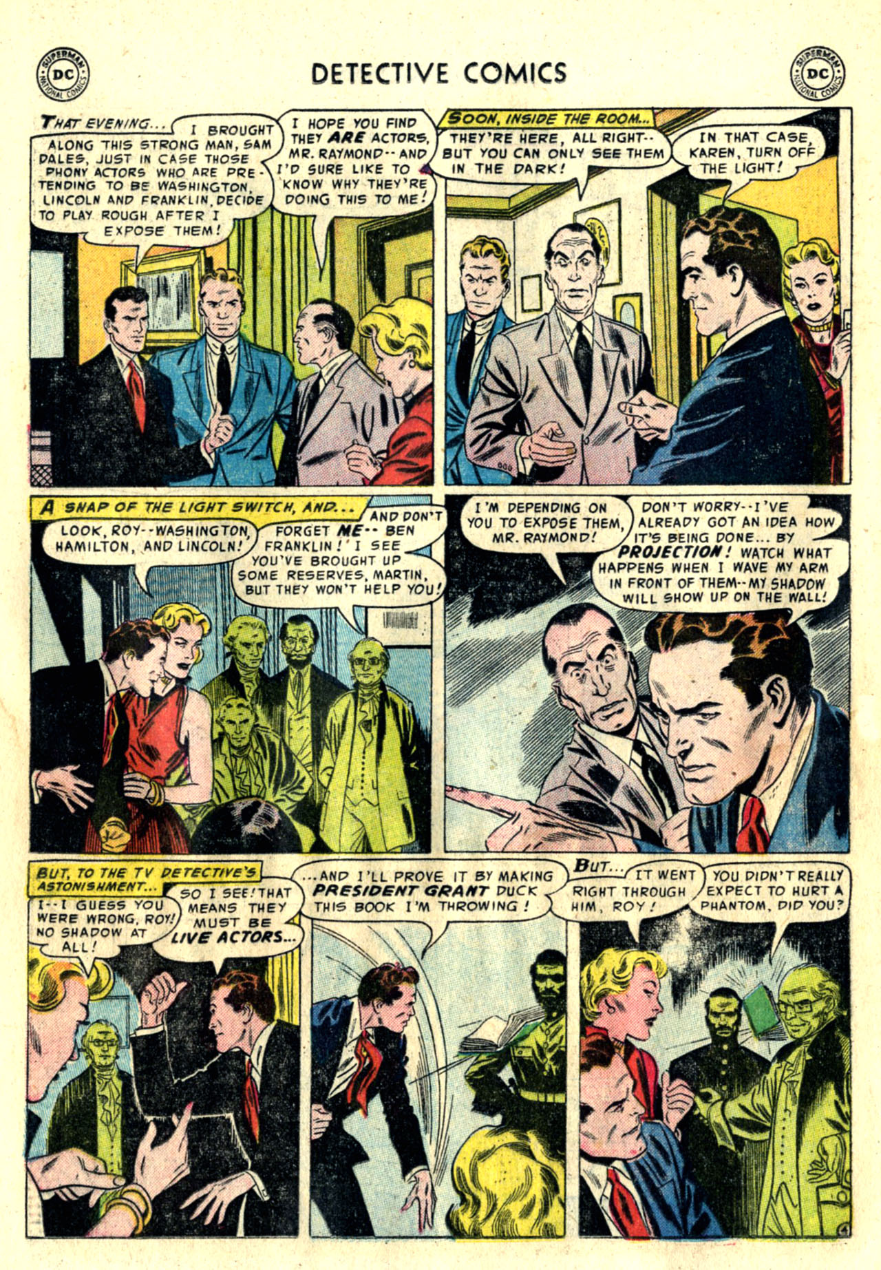 Detective Comics (1937) 225 Page 19
