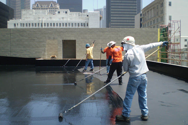 Water Roofing, New York.