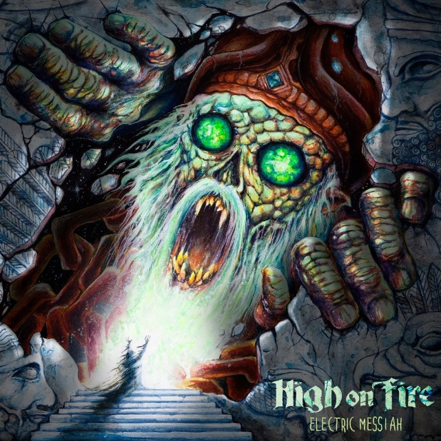 'High On Fire' new single. Album and tour coming in autumn