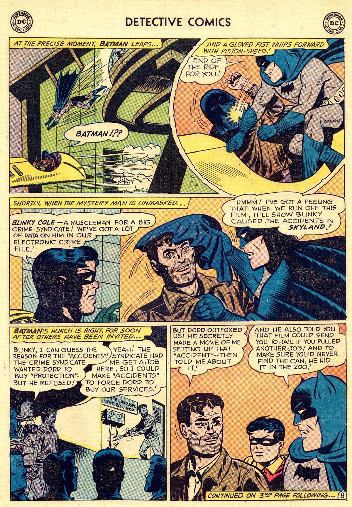 Detective Comics (1937) 303 Page 9