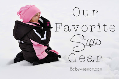 Our Favorite Snow Gear