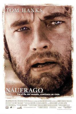 Cartel de Náufrago