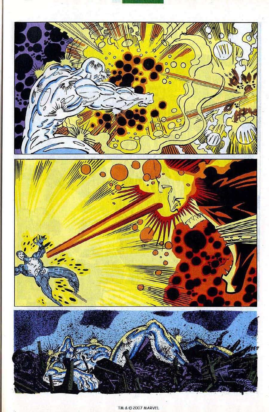 Read online Silver Surfer (1987) comic -  Issue #82 - 39
