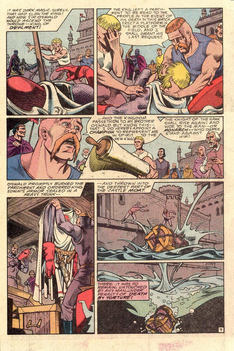 Read online Secret Origins (1986) comic -  Issue #49 - 30