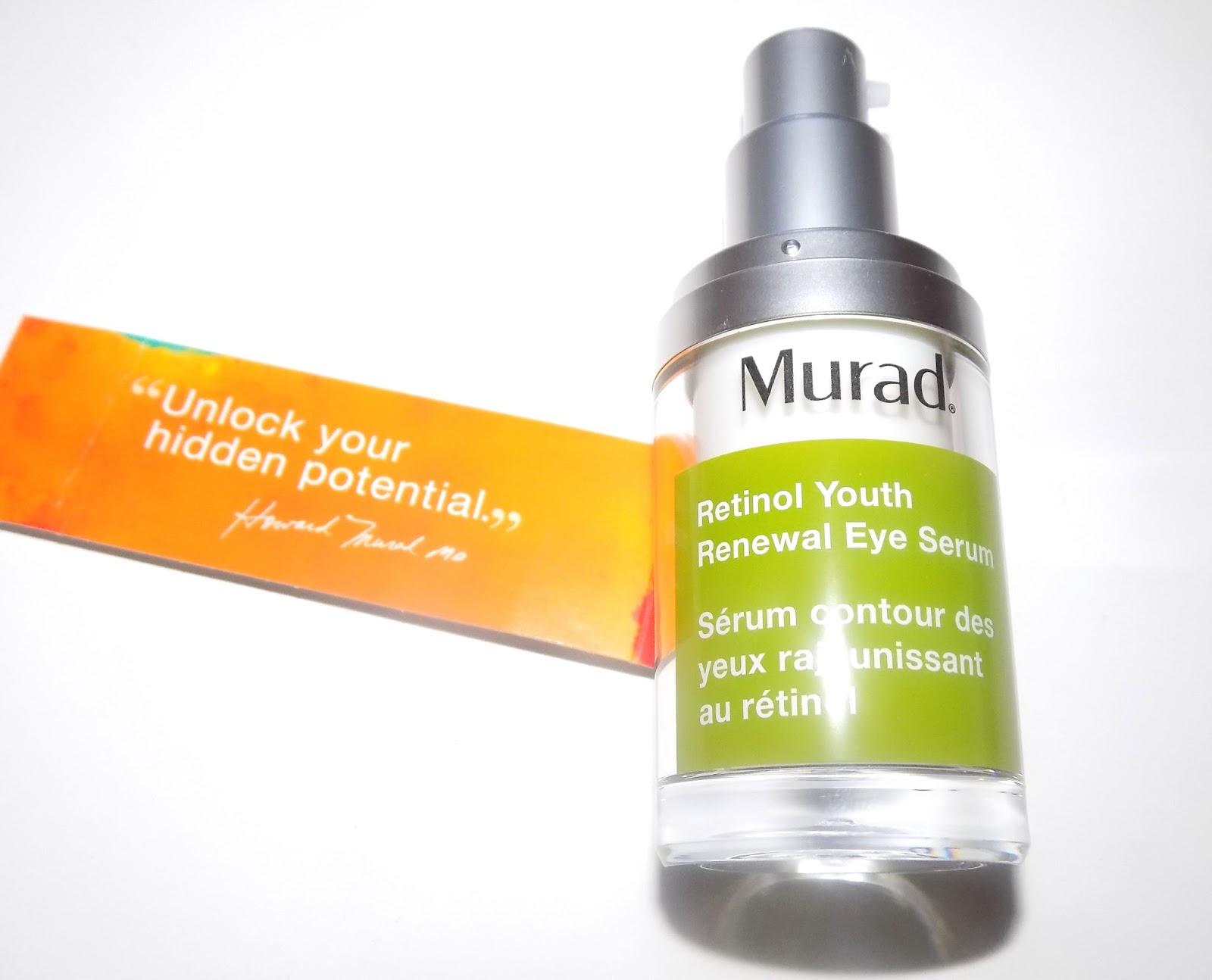 The Beauty Alchemist: Murad Retinol Youth Renewal Night