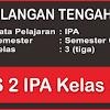 Soal UTS IPA Semester 2 Kelas 3 SD/MI Terbaru dan Kunci Jawaban