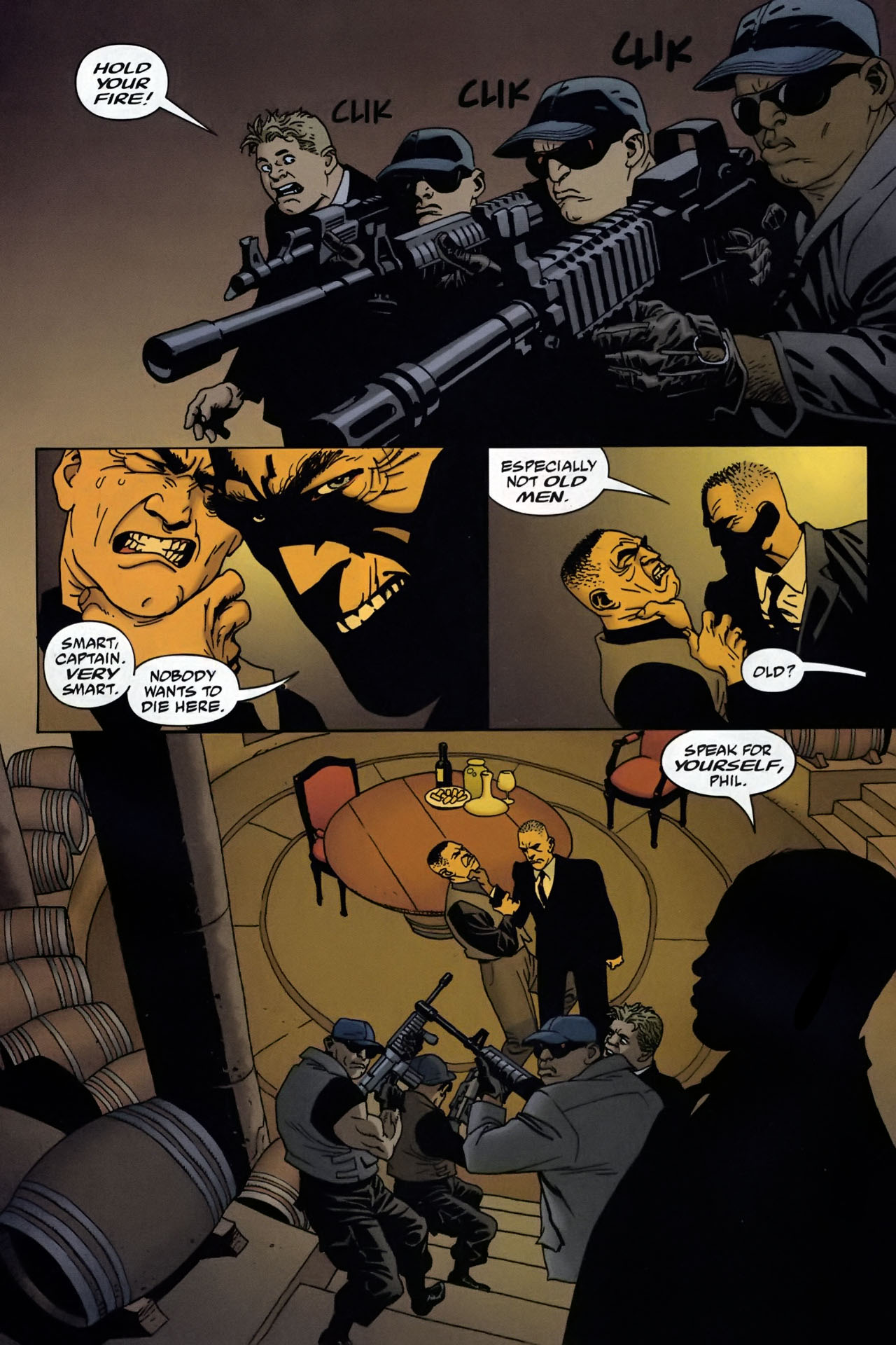 Read online 100 Bullets comic -  Issue #94 - 6