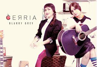 """CERRIA  """" Blurry Grey"""" Dan """" Abu - Abu"""""""