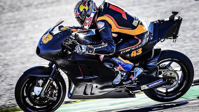 Jack Miller Mengaku Sangat Cocok dengan Motor Ducati