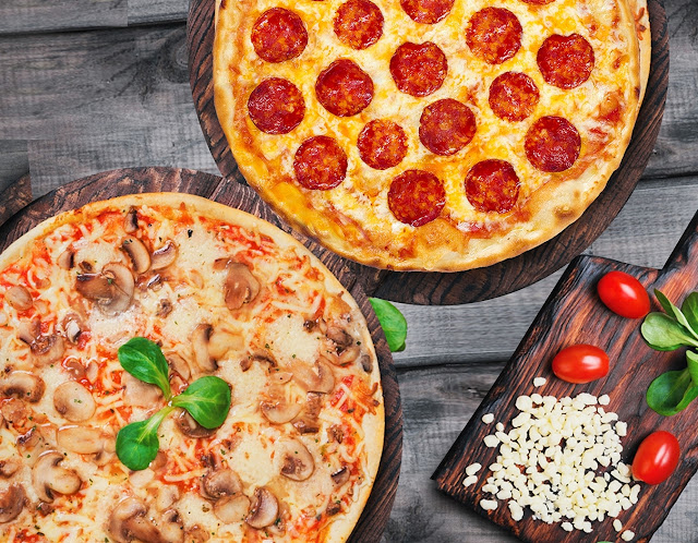 Manila Pavilion Hotel's Ultimate Pizza Blowout Plus Accommodation Packages
